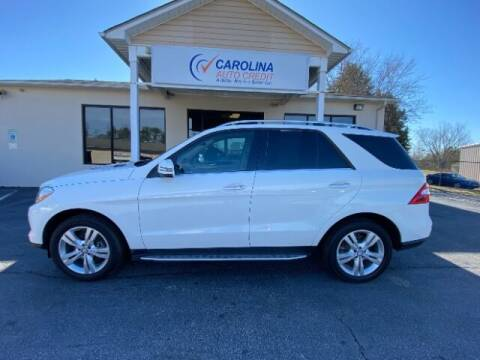 2014 Mercedes-Benz M-Class for sale at Carolina Auto Credit in Youngsville NC