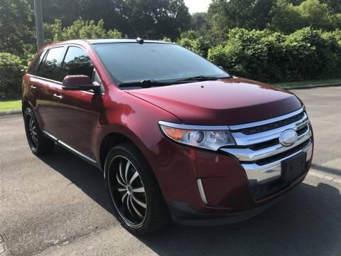 2013 Ford Edge for sale at J & D Auto Sales in Dalton GA