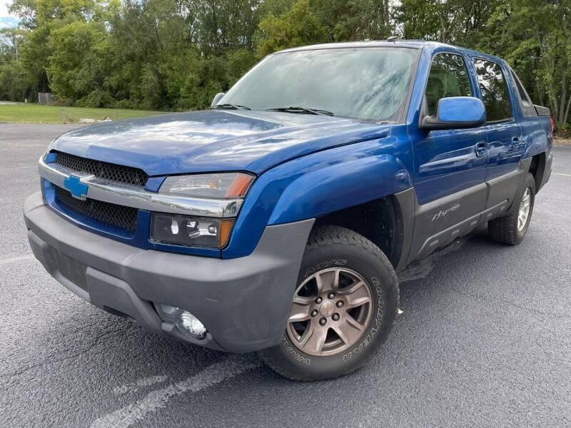 2004 Chevrolet Avalanche for sale in Zion, IL