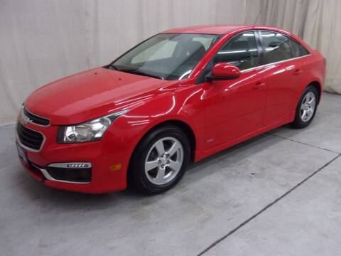 2016 Chevrolet Cruze Limited for sale at Paquet Auto Sales in Madison OH