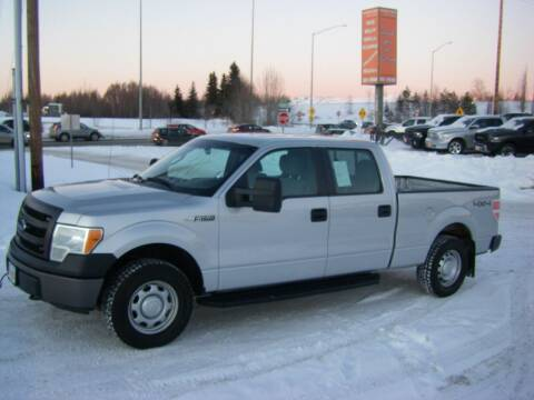 2013 Ford F-150 for sale at NORTHWEST AUTO SALES LLC in Anchorage AK