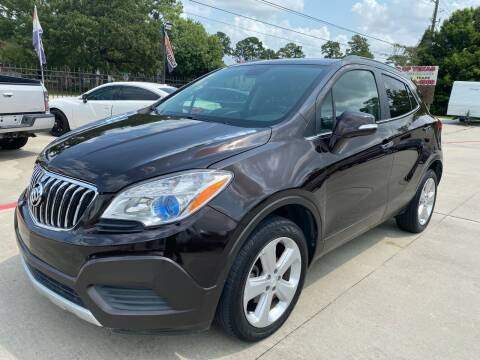 2015 Buick Encore for sale at Auto Land Of Texas in Cypress TX