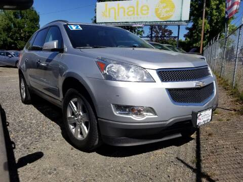 2012 Chevrolet Traverse for sale at Universal Auto Sales in Salem OR