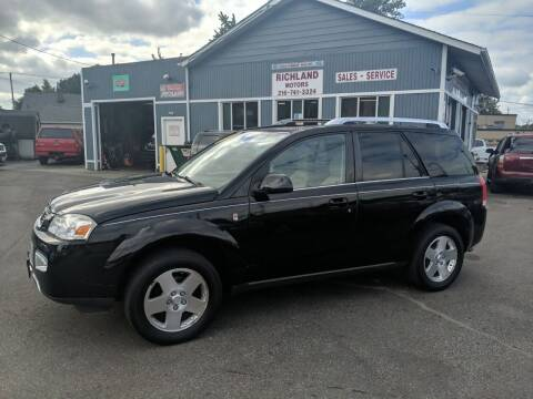 2007 Saturn Vue for sale at Richland Motors in Cleveland OH