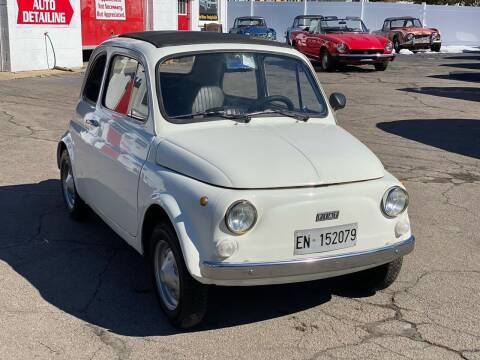 1971 FIAT 500 for sale at Milford Automall Sales and Service in Bellingham MA