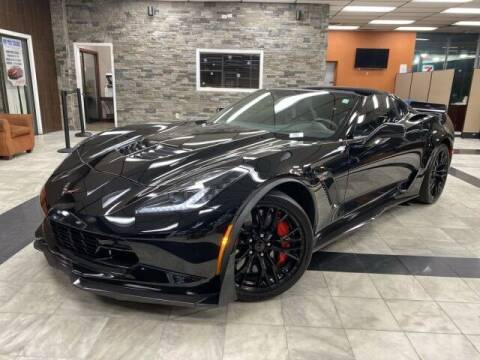 2016 Chevrolet Corvette for sale at Sonias Auto Sales in Worcester MA