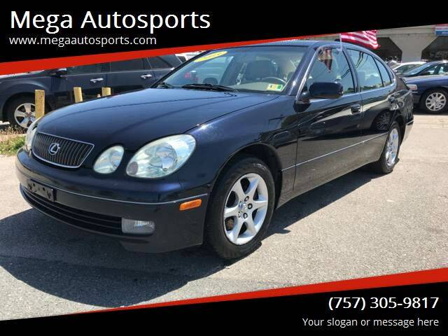 2003 Lexus GS 300 for sale at Mega Autosports in Chesapeake VA