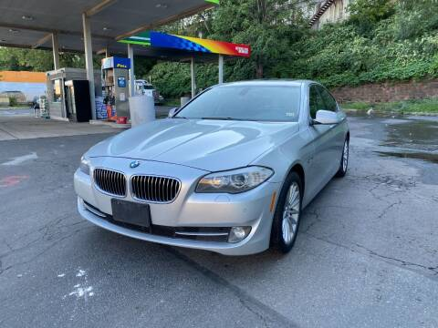 2011 BMW 5 Series for sale at Exotic Automotive Group in Jersey City NJ