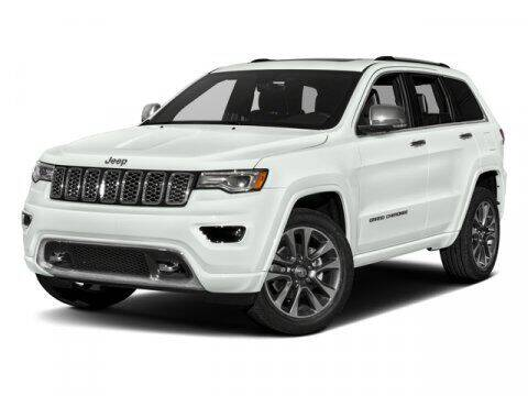 2017 Jeep Grand Cherokee for sale at SCOTT EVANS CHRYSLER DODGE in Carrollton GA