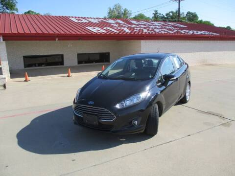 2016 Ford Fiesta for sale at DFW Auto Leader in Lake Worth TX