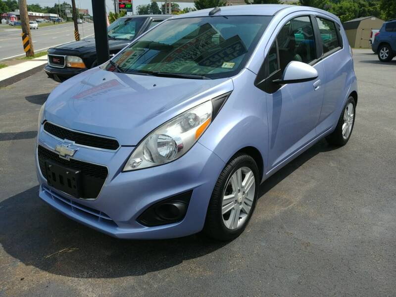 2014 Chevrolet Spark for sale at Regional Auto Sales in Madison Heights VA
