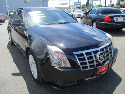 2012 Cadillac CTS for sale at GMA Of Everett in Everett WA