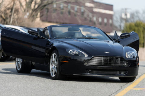 2008 Aston Martin V8 Vantage for sale at MAGIC AUTO SALES - Magic Auto Prestige in South Hackensack NJ