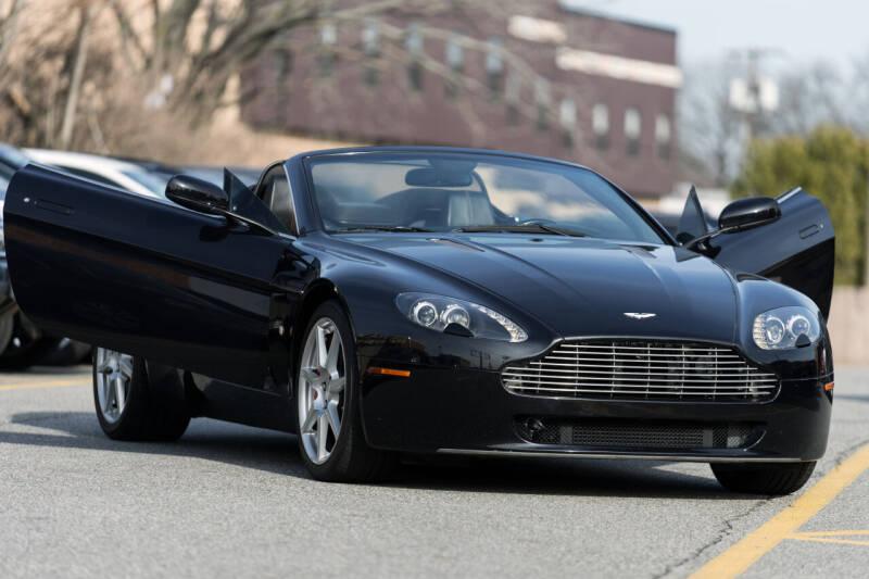 2008 Aston Martin V8 Vantage for sale at MAGIC AUTO SALES - Magic Auto Prestige in South Hackensack NJ