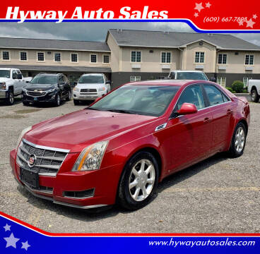 2008 Cadillac CTS for sale at Hyway Auto Sales in Lumberton NJ