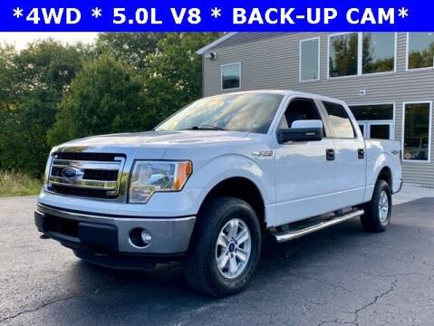 2013 Ford F-150 for sale at Ron's Automotive in Manchester MD