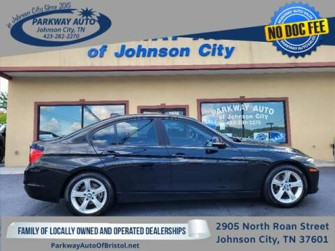 2014 BMW 3 Series for sale at PARKWAY AUTO SALES OF BRISTOL - PARKWAY AUTO JOHNSON CITY in Johnson City TN