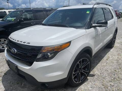2014 Ford Explorer for sale at BILLY HOWELL FORD LINCOLN in Cumming GA