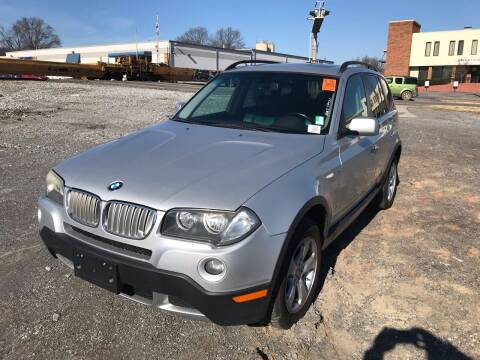 2007 BMW X3 for sale at Diana Rico LLC in Dalton GA