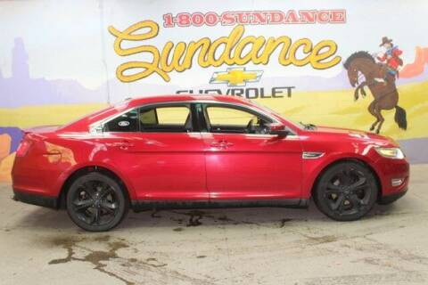 2010 Ford Taurus for sale at Sundance Chevrolet in Grand Ledge MI