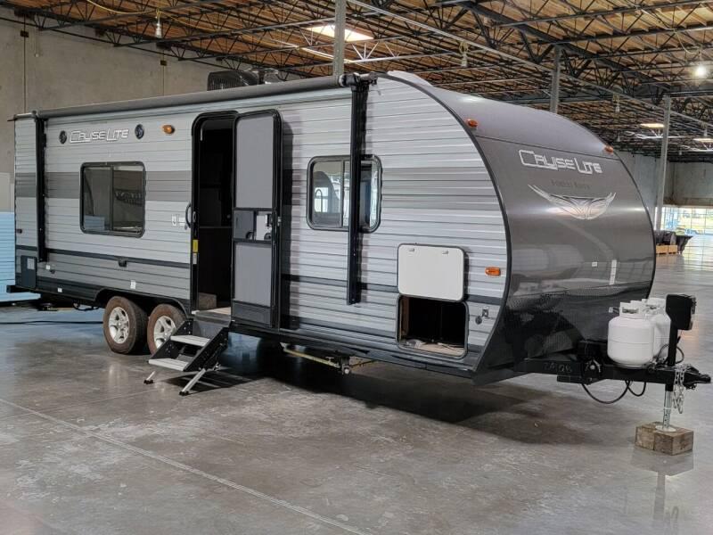 2019 Forest River Salem Cruiser Lite for sale at JB Motorsports LLC in Portland OR