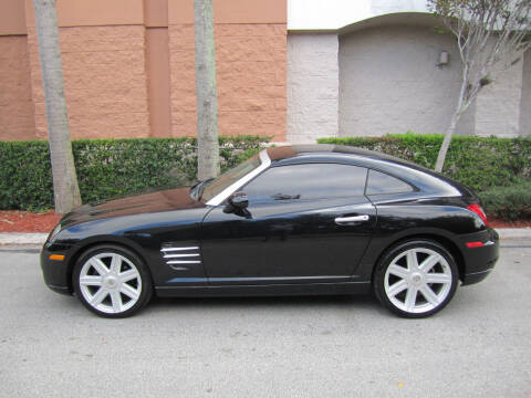 2005 Chrysler Crossfire for sale at FLORIDACARSTOGO in West Palm Beach FL