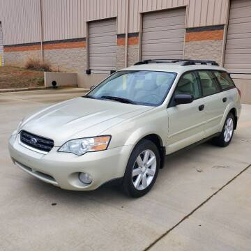 2007 Subaru Outback for sale at 601 Auto Sales in Mocksville NC