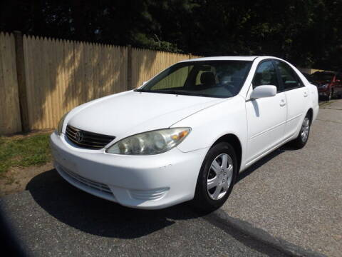 2006 Toyota Camry for sale at Wayland Automotive in Wayland MA