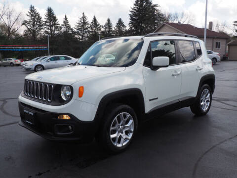 2015 Jeep Renegade for sale at Patriot Motors in Cortland OH