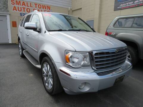 2008 Chrysler Aspen for sale at Small Town Auto Sales in Hazleton PA