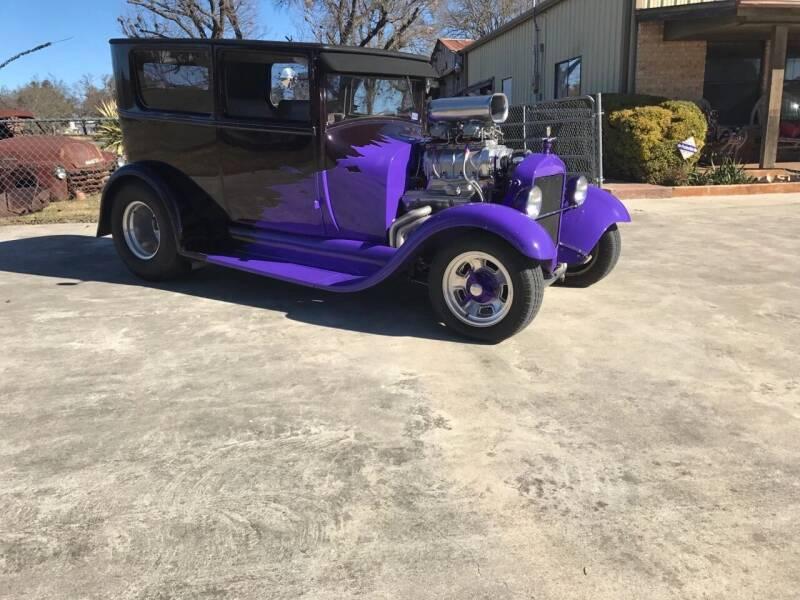 1927 Ford Model T for sale at Mafia Motors in Boerne TX