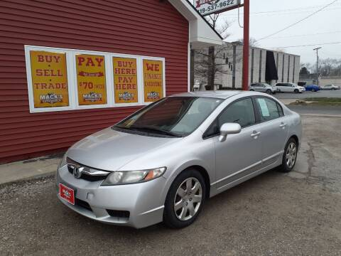 2010 Honda Civic for sale at Mack's Autoworld in Toledo OH