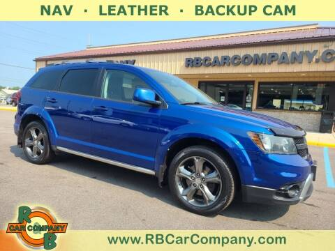 2015 Dodge Journey for sale at R & B Car Company in South Bend IN
