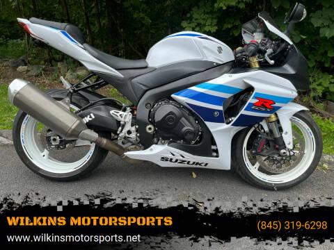 2013 Suzuki GSX-R1000 for sale at WILKINS MOTORSPORTS in Brewster NY
