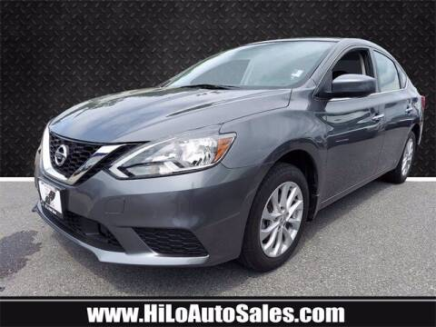 2018 Nissan Sentra for sale at Hi-Lo Auto Sales in Frederick MD