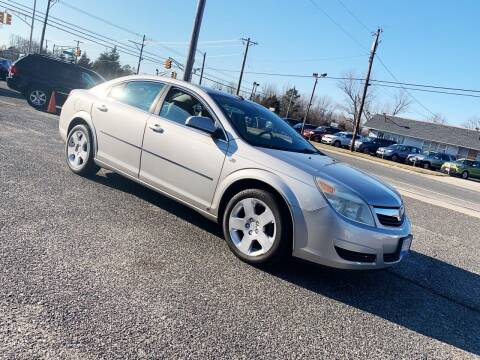 2008 Saturn Aura for sale at New Wave Auto of Vineland in Vineland NJ