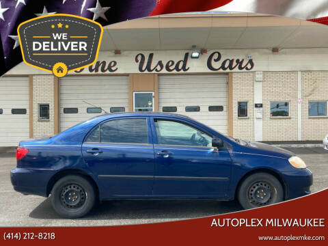 2008 Toyota Corolla for sale at Autoplex 2 in Milwaukee WI