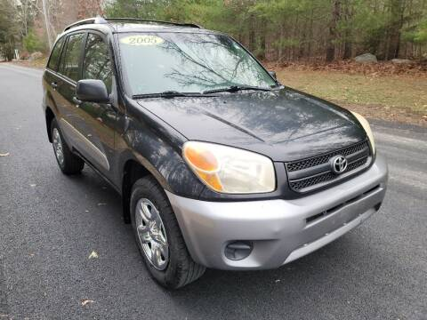 2005 Toyota RAV4 for sale at Showcase Auto & Truck in Swansea MA
