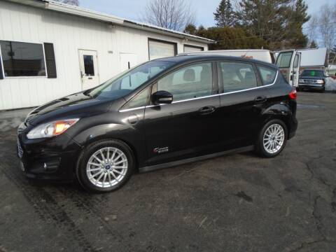 2013 Ford C-MAX Energi for sale at NORTHLAND AUTO SALES in Dale WI