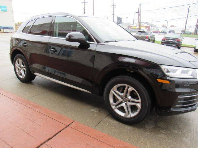 2018 Audi Q5 for sale in Cleveland, OH