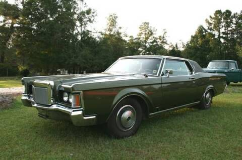 1970 Lincoln Continental for sale at Haggle Me Classics in Hobart IN