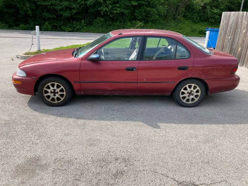 2002 Chevrolet Prizm for sale at Car Connections in Kansas City MO