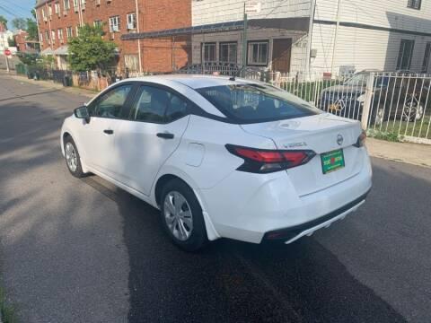 2020 Nissan Versa for sale at Sylhet Motors in Jamaica NY
