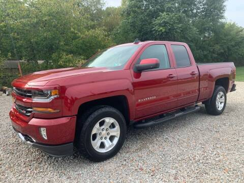 2019 Chevrolet Silverado 1500 LD for sale at Reds Garage Sales Service Inc in Bentleyville PA