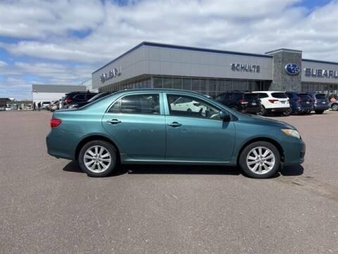 2010 Toyota Corolla for sale at Schulte Subaru in Sioux Falls SD