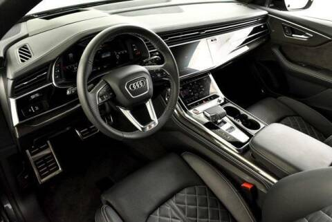 2021 Audi SQ8 for sale at CU Carfinders in Norcross GA