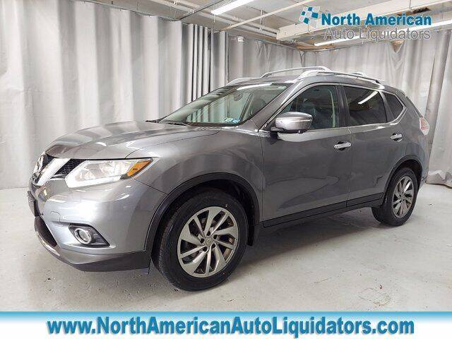2015 Nissan Rogue for sale at North American Auto Liquidators in Essington PA