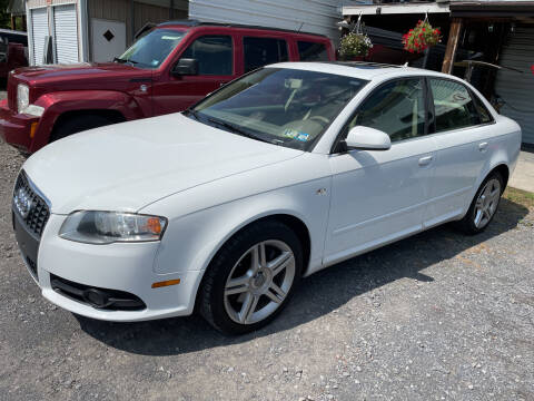 2008 Audi A4 for sale at DOUG'S USED CARS in East Freedom PA
