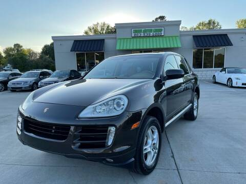 2009 Porsche Cayenne for sale at Cross Motor Group in Rock Hill SC