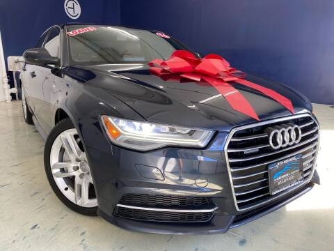 2016 Audi A6 for sale at The Car House of Garfield in Garfield NJ
